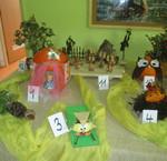 Barvy podzimu - soutěž na 1. stupni