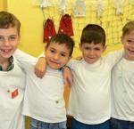 Škola pro andílky - projektový den v 1. třídě