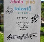Škola plná talentů 2019