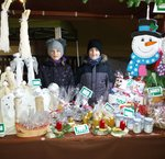 Vánoční jarmark pod Bílou věží