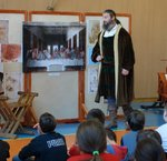 Den historie - Leonardo da Vinci - 500 let