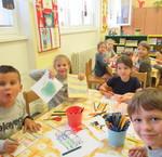 Podzim ve školní družině 2020