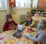 Zima ve školní družině 2021
